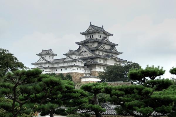 Tham quan Lâu đài Himeji