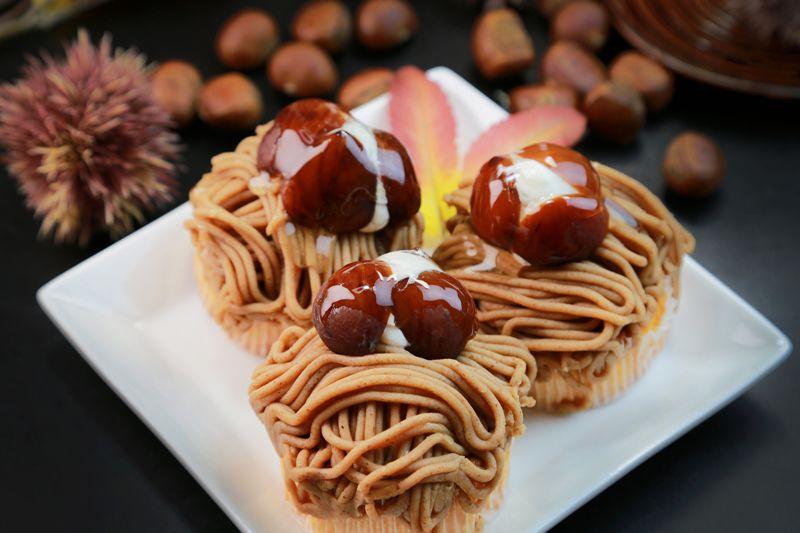 Hạt dẻ Món ăn ngon mùa thu tại Nhật Bản