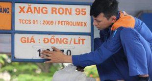 Giá xăng dầu trong nước lại biến động từ 15h chiều nay