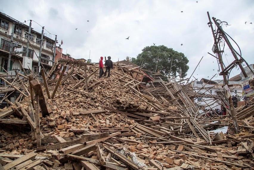 Dan Frendiburg Giám đốc điều hành Google xấu số đã qua đời trong trận động đất ở Nepal