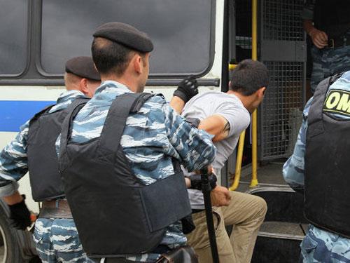 Nga bắt giữ 200 lao động Việt bất hợp pháp