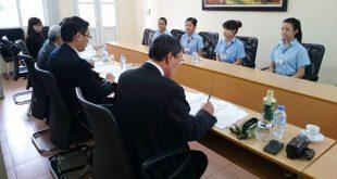 Nghiệp đoàn Kansai đang phỏng vấn đơn hàng nông nghiệp