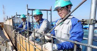 Tuyển Gấp 10 Nam Đi Làm Xây Dựng Tại Nhật Bản