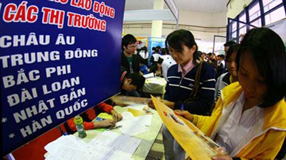 14 Doanh Nghiệp Xuất Khẩu Lao Động Đài Loan Bị Xử Phạt