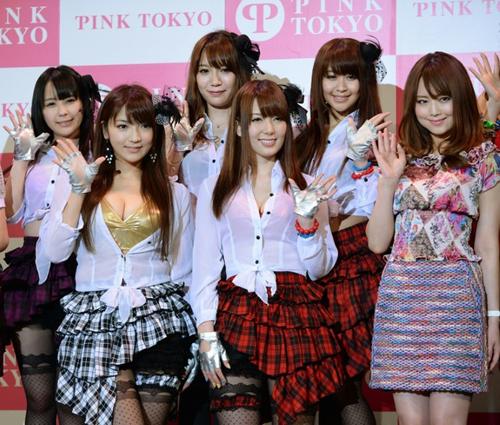 Diễn viên phim khiêu dâm tại Tokyo - Nhật Bản