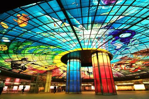 Ga metro Cao Hùng – Đài Loan