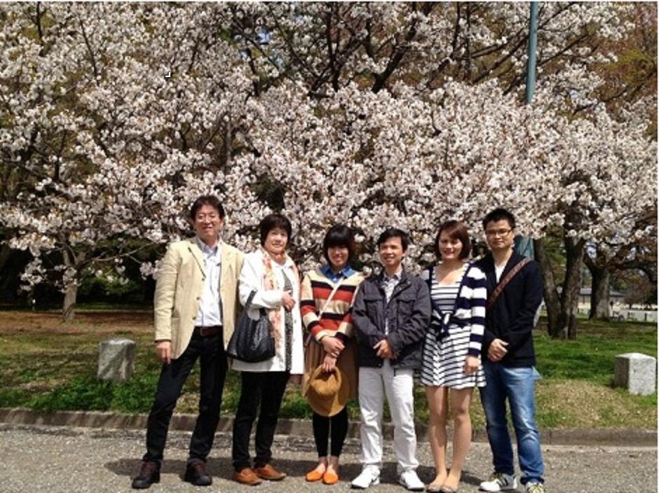 Du học sinh Việt Nam tại Nhật Bản