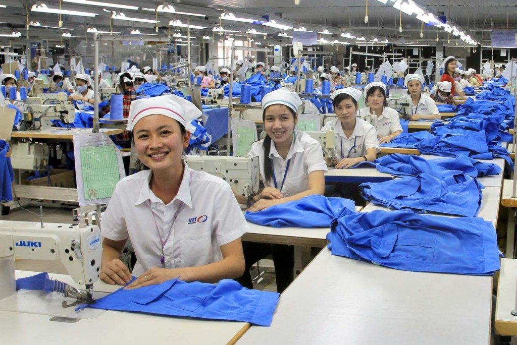 Tuyển lao động may đi xuất khẩu lao động Nhật Bản