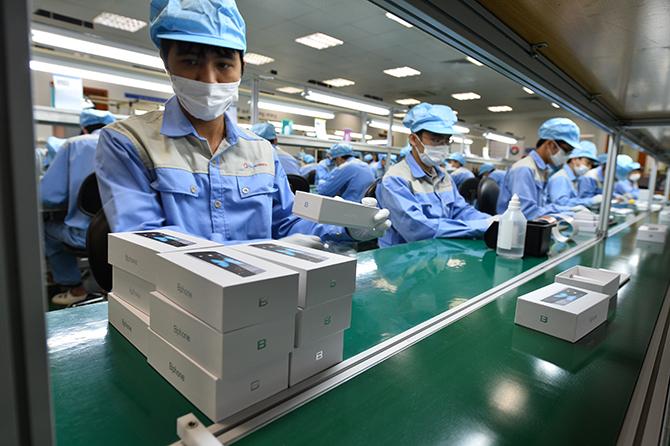 Tuyển gấp đơn hàng đóng gói công nghiệp làm việc tại Nhật Bản