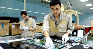 Tuyển lao động nam đi xuất khẩu lao động Nhật Bản làm điện tử lương cao